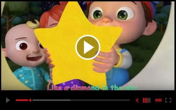 Best Twinkle Twinkle Little Kids Song Video screenshot 1