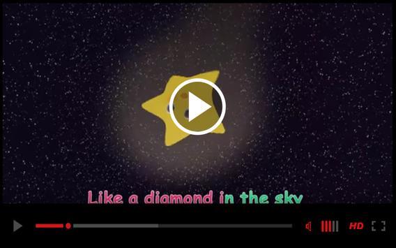 Best Twinkle Twinkle Little Kids Song Video screenshot 4