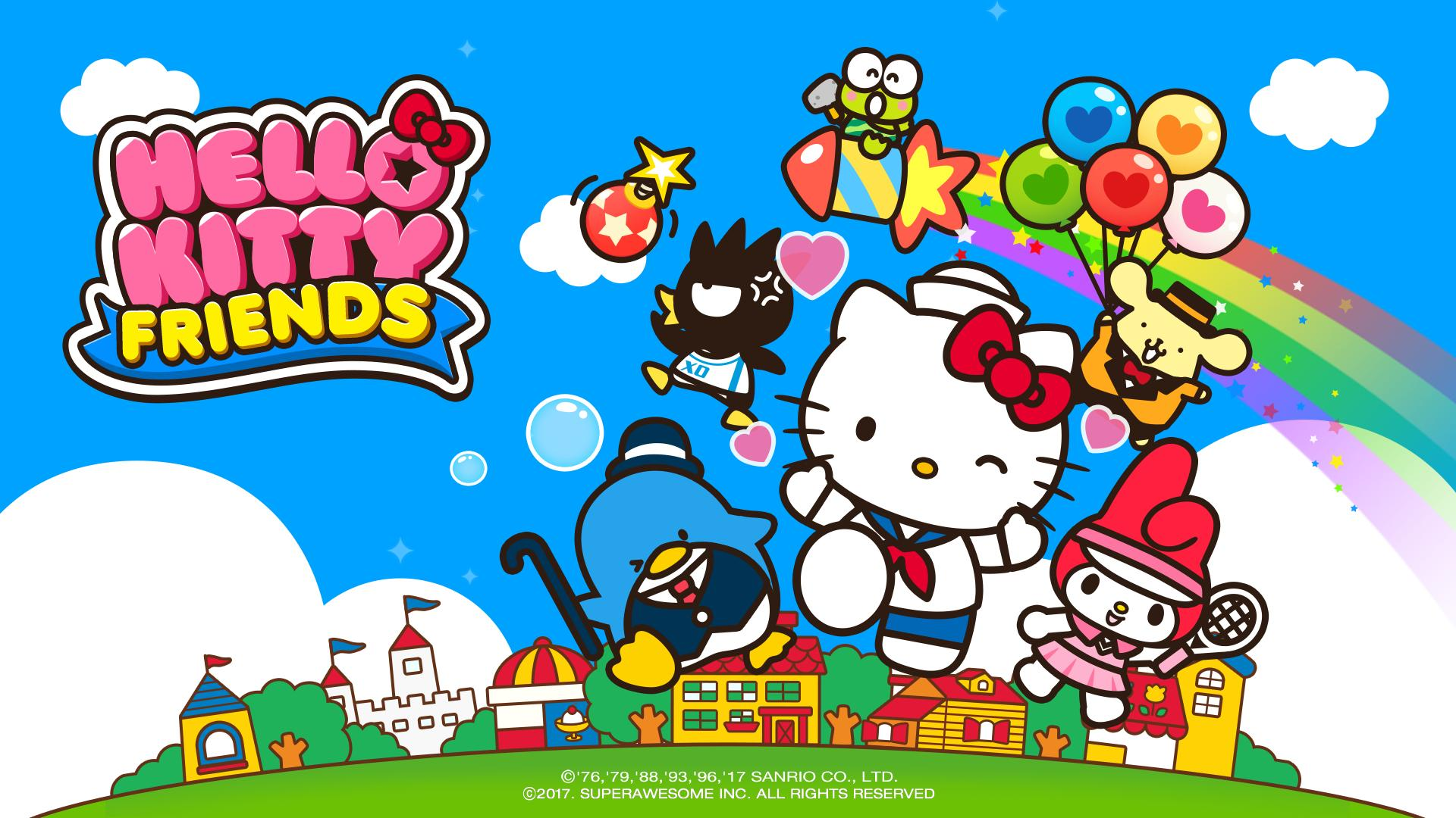 Hello Kitty Friends For Android Apk Download