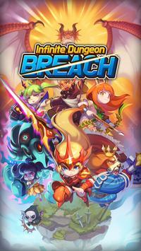 Infinite Dungeon Breach poster