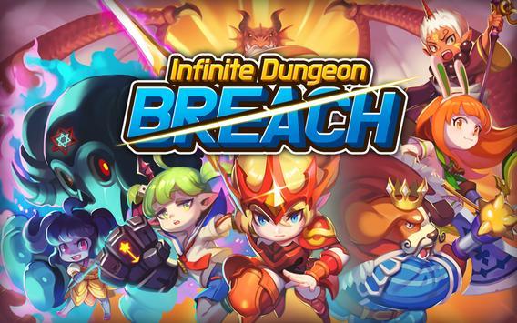 Infinite Dungeon Breach screenshot 21