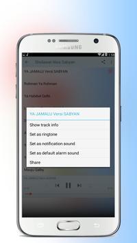 download lagu nissa sabyan ya jamalu terbaru