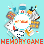 Memory Game - Medical icon