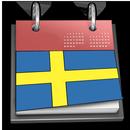 Swedish Calendar 2020 APK Android
