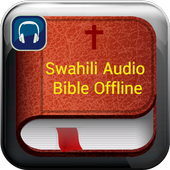 Swahili Audio Bible Offline icon