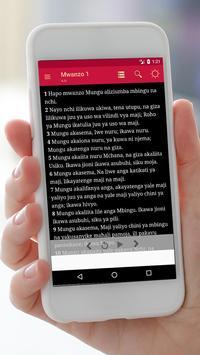 Swahili Audio Bible Offline screenshot 3