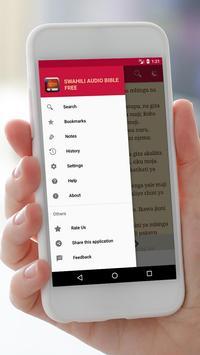 Swahili Audio Bible Offline screenshot 4
