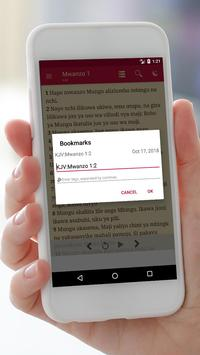 Swahili Audio Bible Offline screenshot 6