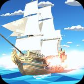 Pirate world Ocean break icon