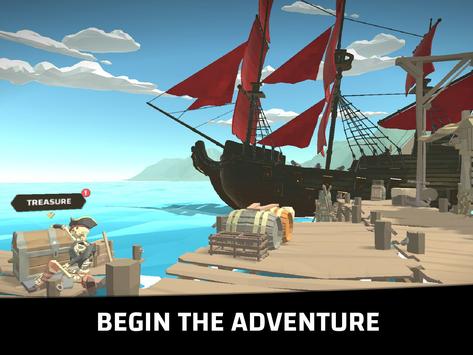 Pirate world Ocean break screenshot 14