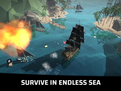 Pirate world Ocean break screenshot 10