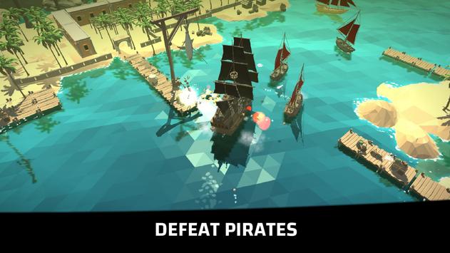 Pirate world Ocean break screenshot 2