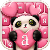 Sweet Love Keyboard Themes icon
