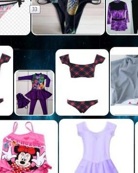 Swimwear design screenshot 9