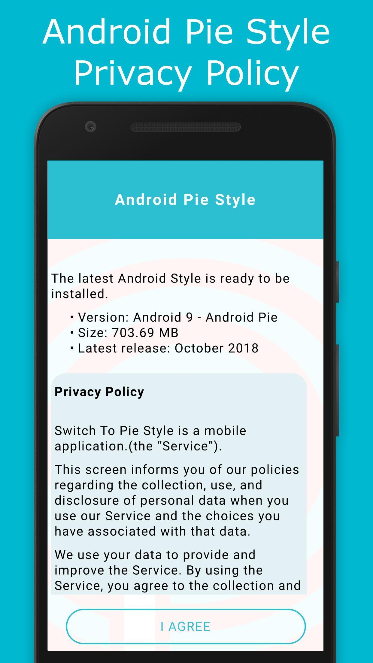 Switch To Pie Style 1
