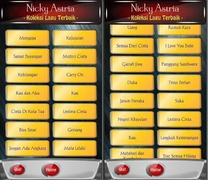 Nicky Astria screenshot 1