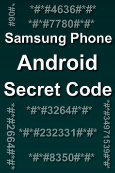 Mobiles Secret Codes of SAMSUNG screenshot 4