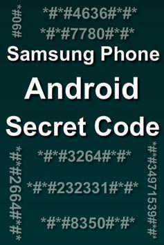Mobiles Secret Codes of SAMSUNG poster