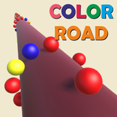 Color Road icon