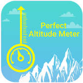 Perfect Altitude Meter With Smart Gyro Compass icon