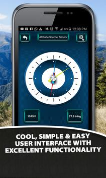 Perfect Altitude Meter With Smart Gyro Compass screenshot 4