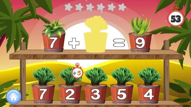 Mathematics for children screenshot 4
