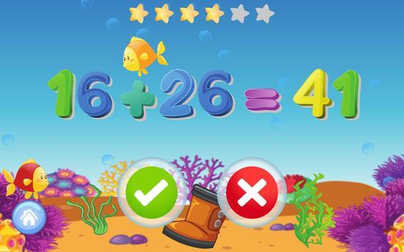 Mathematics for children screenshot 5