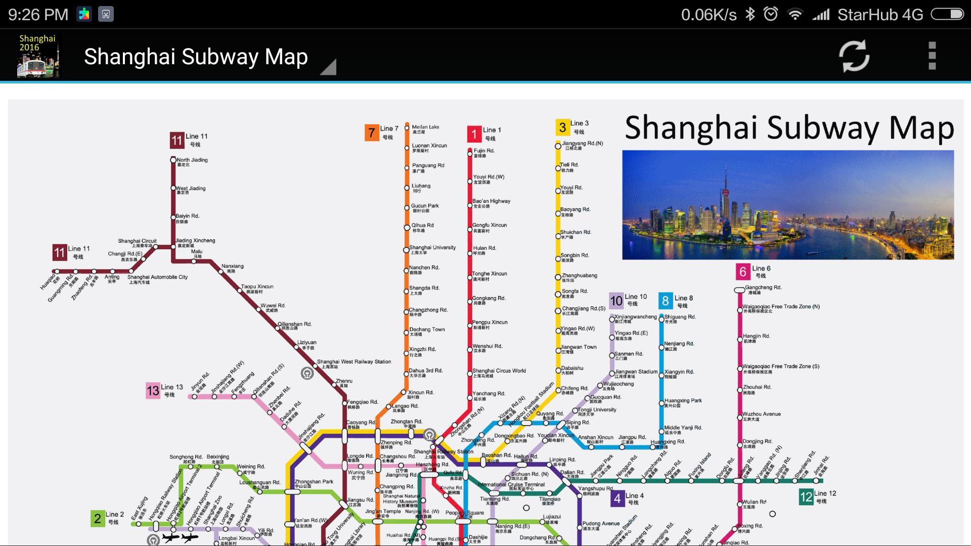 Subway Map Of Shanghai.Shanghai Subway Metro Map 2019 For Android Apk Download