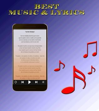 Musica de Ariel Camacho screenshot 2