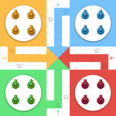 Ludo Offline - Free Classic Board Games-icoon