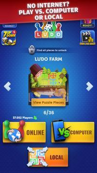Ludo Offline - Free Classic Board Games screenshot 1