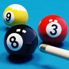 8 Ball Billiards- Offline Free Pool Game icône