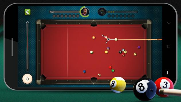 8 Ball Billiards- Offline Free Pool Game capture d'écran 4