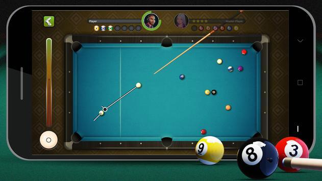 8 Ball Billiards- Offline Free Pool Game screenshot 5