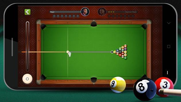 8 Ball Billiards- Offline Free Pool Game screenshot 19