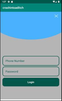 Crashintoaditch screenshot 1