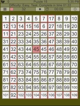 Puzzle 15 screenshot 7
