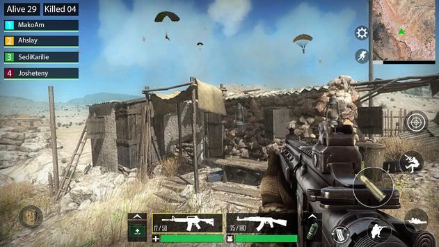 Desert War captura de pantalla 2