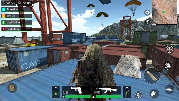Royale Battleground War تصوير الشاشة 2