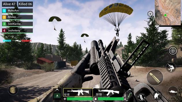 Royale Battleground War تصوير الشاشة 1