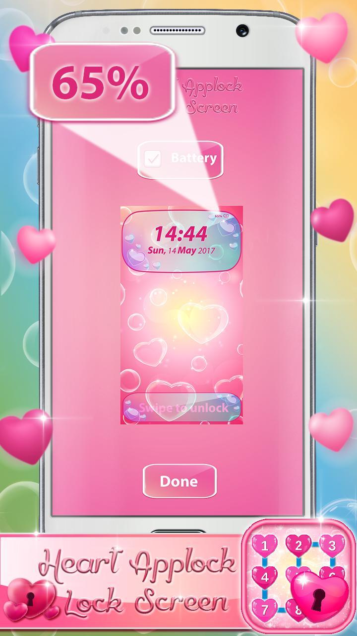 Layar Kunci Hati Yang Indah For Android Apk Download