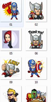 Super Sayan Stickers Whatsapp - DBZ WAStickerApps screenshot 2