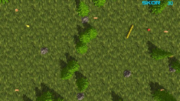 The Vegetarian Snake screenshot 4