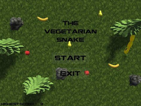 The Vegetarian Snake screenshot 6