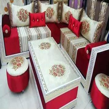 cute Moroccan living room - Modern and traditional screenshot 1