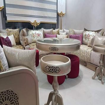cute Moroccan living room - Modern and traditional screenshot 3