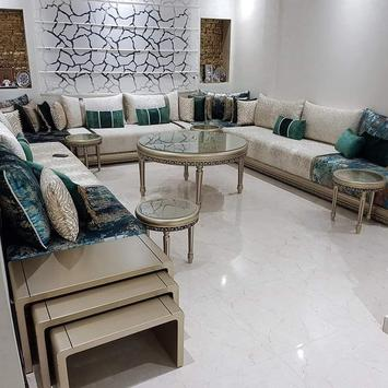 cute Moroccan living room - Modern and traditional screenshot 4