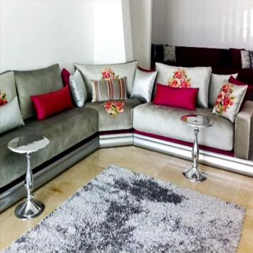 cute Moroccan living room - Modern and traditional screenshot 5