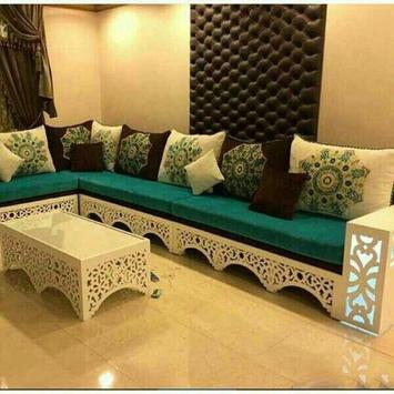 cute Moroccan living room - Modern and traditional screenshot 6