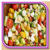 Simple Salad Recipes icon